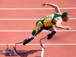 Oscar Pistorius Will Be Allowed To Compete In The Paralympics After He Serves His Punishment