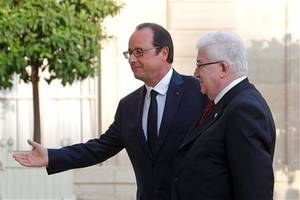 Hollande: Threat From Islamic State Is Global